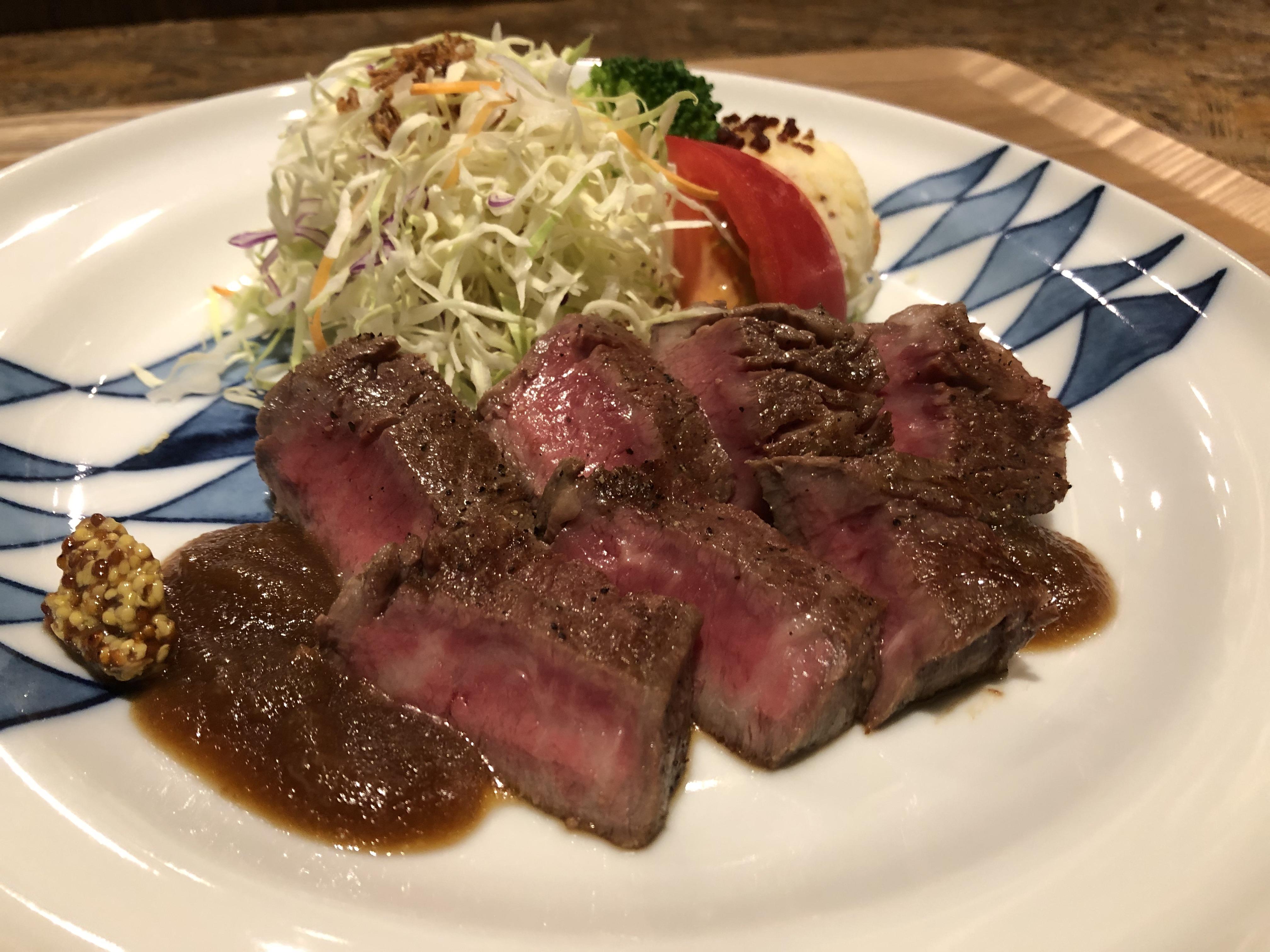 国産牛ヒレ肉ステーキセット